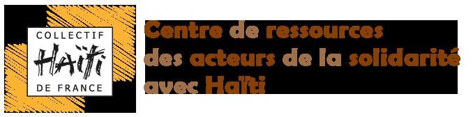 Centre de ressources des acteurs de la solidarité avec Haïti